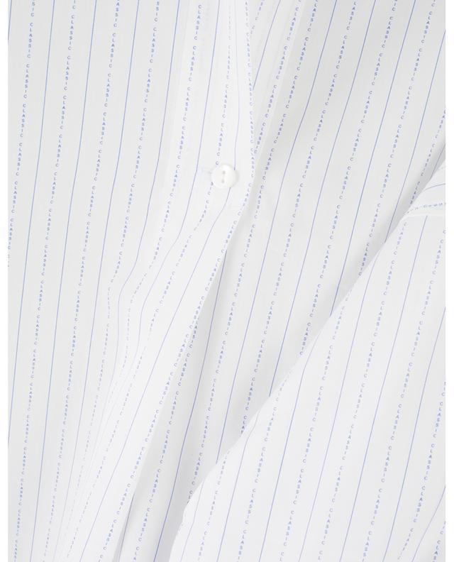 Blouse en coton imprimé Classic Joy ARTIGIANO