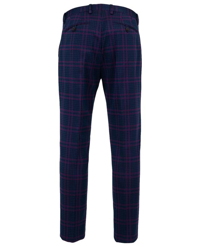 Pantalon slim prince-de-galles ETRO