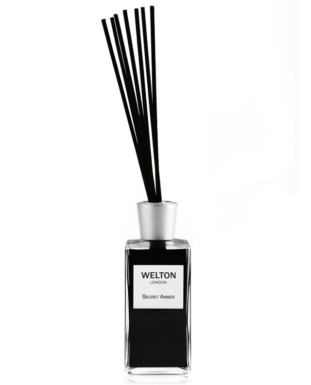 Diffuseur Secret Amber WELTON LONDON