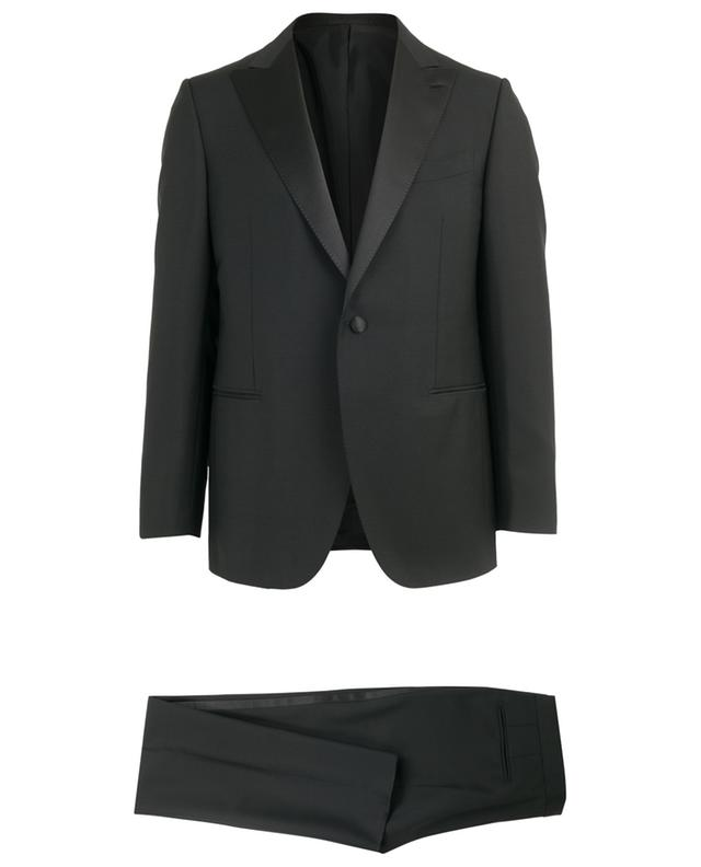 Wool and mohair suit CARUSO