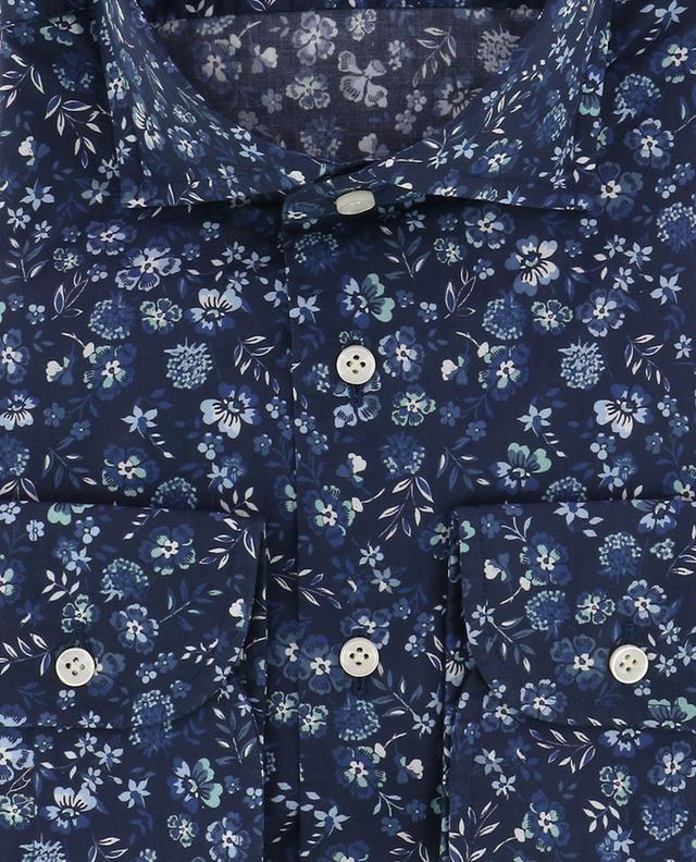 Chemise slim à fleurs Rodi ARTIGIANO
