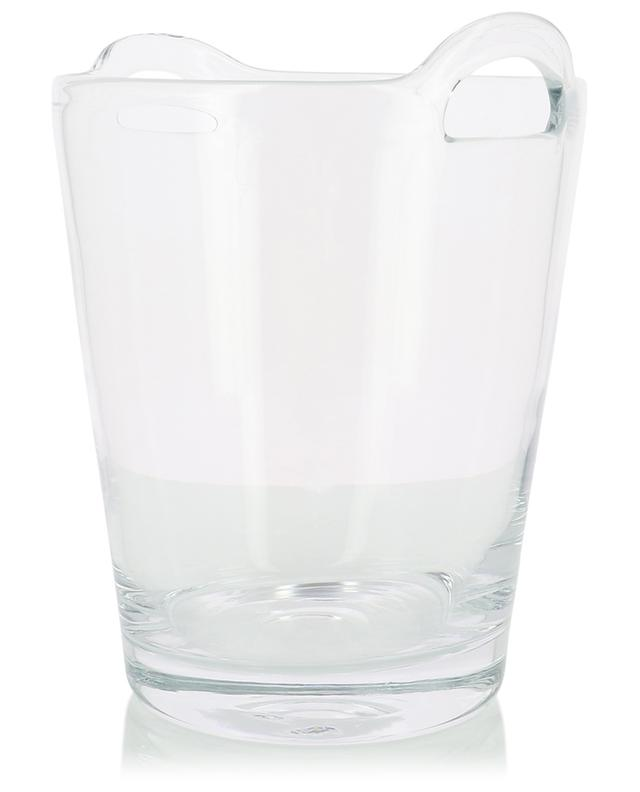 Bar glass ice bucket LSA