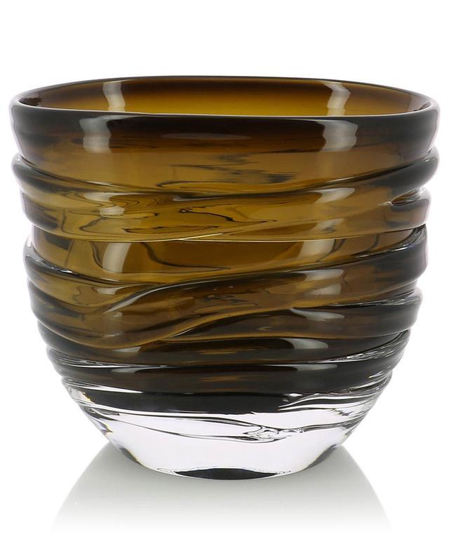 Vase en verre soufflé Yarn LSA