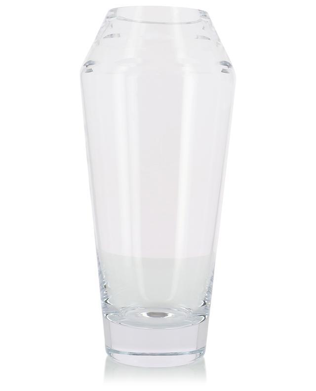 Vase en verre soufflé Frieze LSA