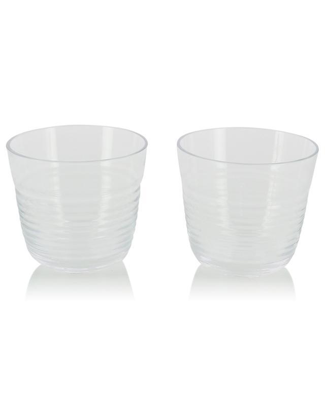 Set de 2 verres Groove LSA