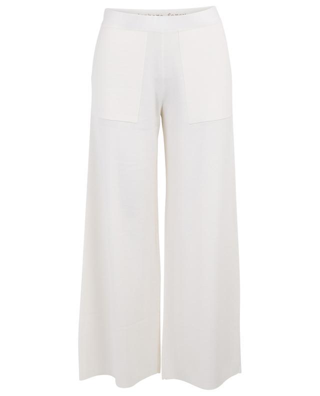 Pantalon large en maille fine HEMISPHERE
