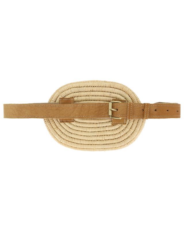 Vibes wicker belt bag MANA SAINT TROPEZ