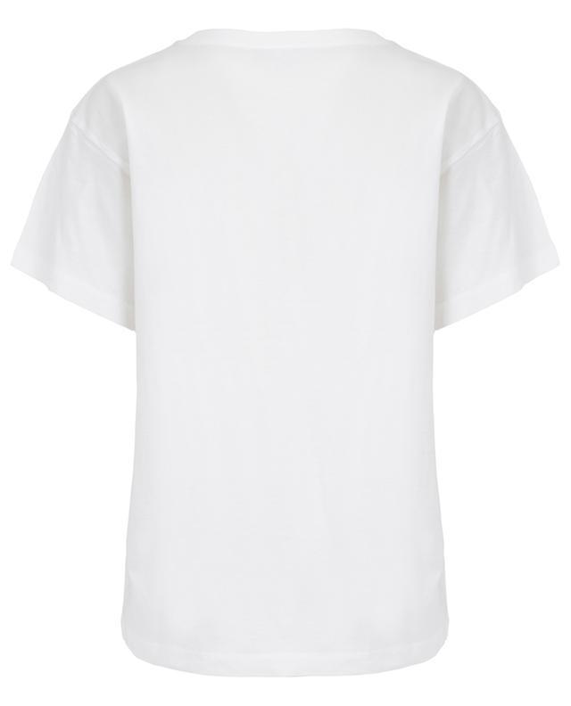 Printed cotton T-shirt HEMISPHERE