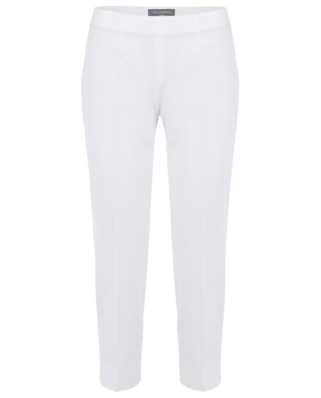 Audrey stretch twill Capri trousers PIAZZA SEMPIONE