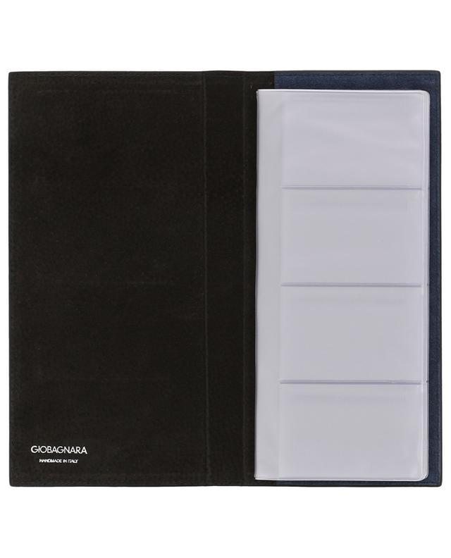 Porte-cartes pour cartes de visite GIOBAGNARA