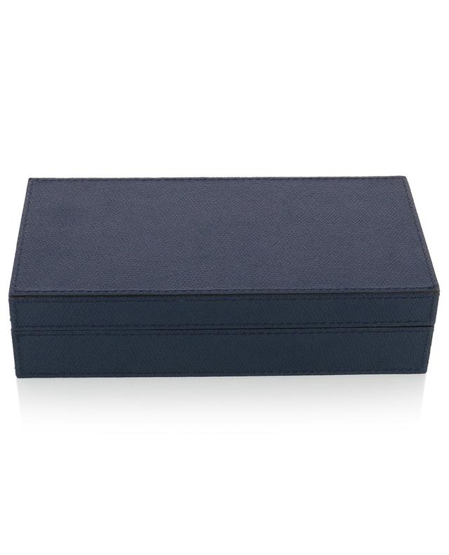 Jeff cufflinkls box GIOBAGNARA