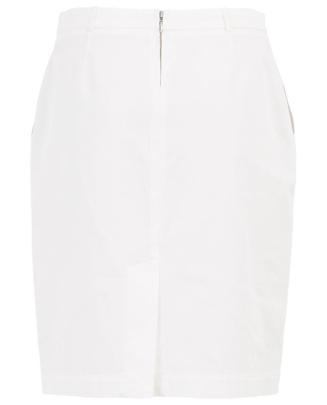 Straight cotton skirt FABIANA FILIPPI