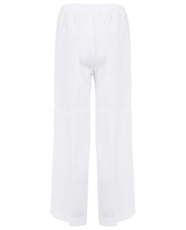 Pantalon large en lin FABIANA FILIPPI