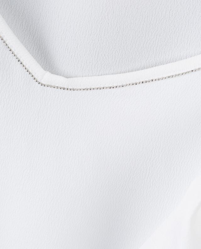 Caraco brodé de perles FABIANA FILIPPI