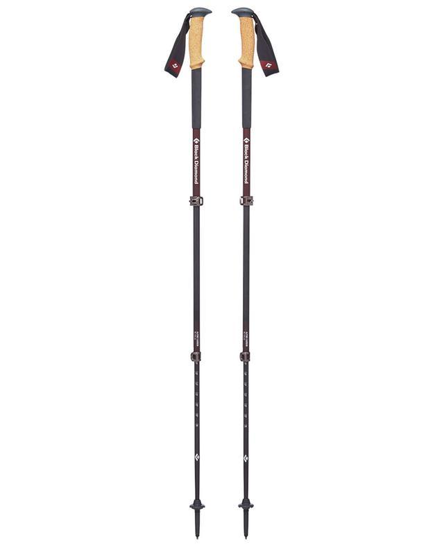 Women's Alpine Carbon Cork trekking poles BLACK DIAMOND