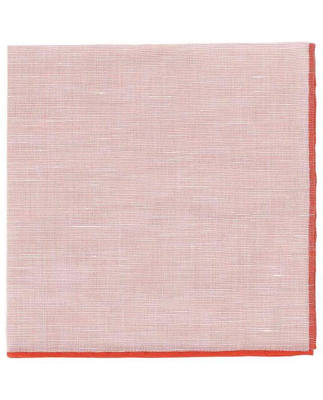 Cotton pocket square SIMONNOT GODARD