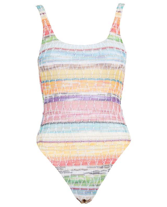 Strick-Badeanzug mit Stickereien MISSONI MARE