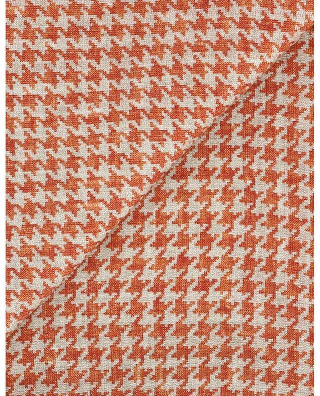 Easy polka dot printed silk square ROSI COLLECTION