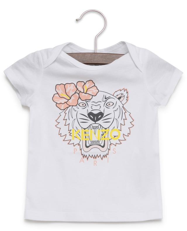 Hawai Tiger printed T-shirt KENZO