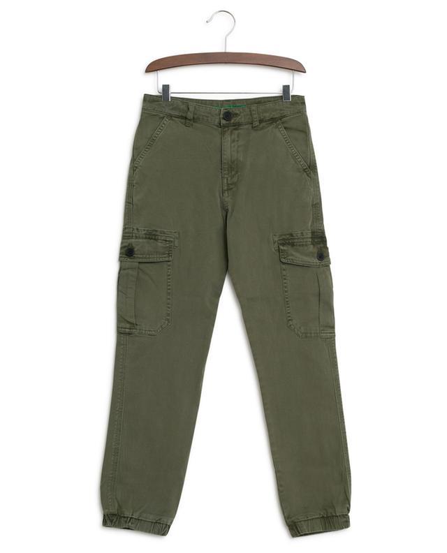 Pantalon treillis en coton David ZADIG & VOLTAIRE