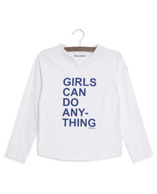 Boxo long-sleeved T-shirt ZADIG & VOLTAIRE