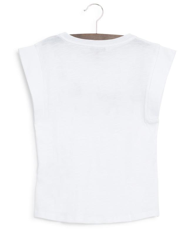 T-shirt sans manches imprimé logo GIVENCHY