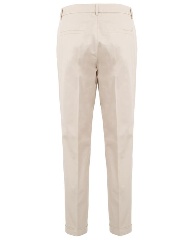 Stella straight cropped chino trousers CAMBIO