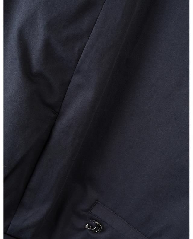 Stella straight cropped chino trousers CAMBIO