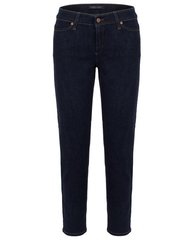 Piera cropped ankle zip jeans CAMBIO