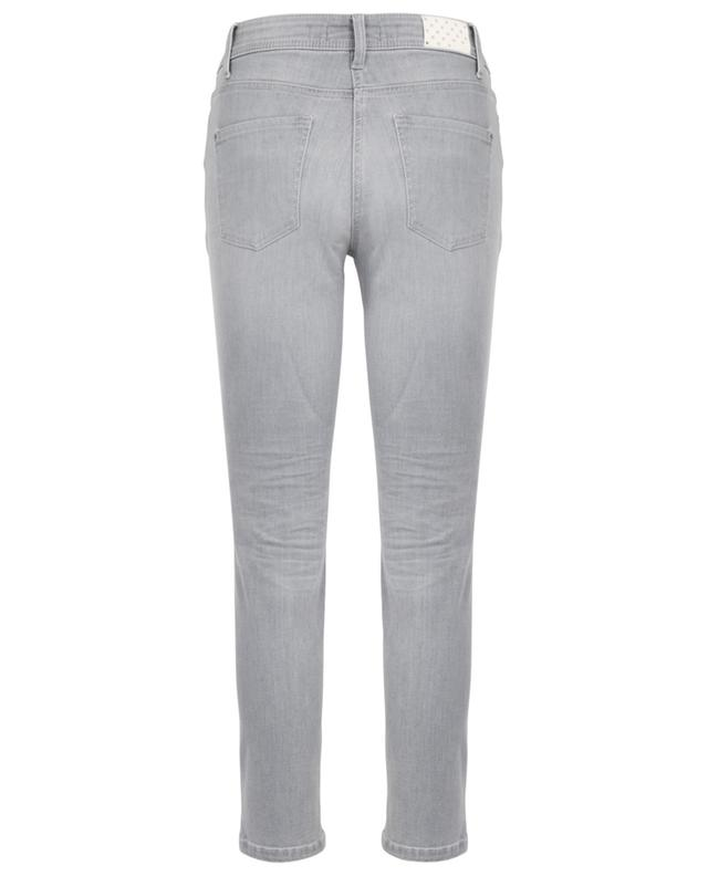 Piper cropped studded slim fit jeans CAMBIO