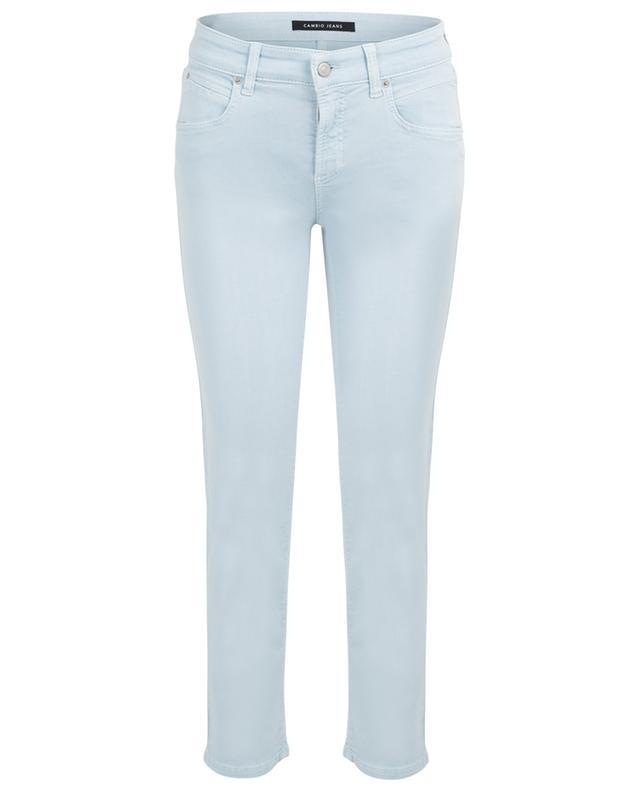 CAMBIO Verkürzte Slim Fit Jeans Pina Bongénie Grieder
