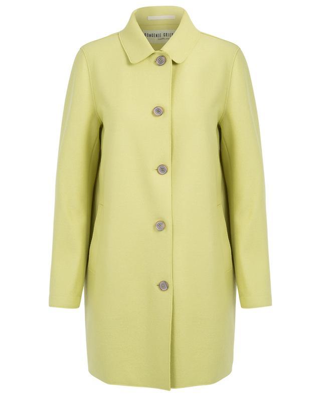 Virgin wool coat BONGENIE GRIEDER