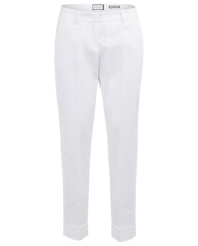 Allison cotton straight trousers SEDUCTIVE