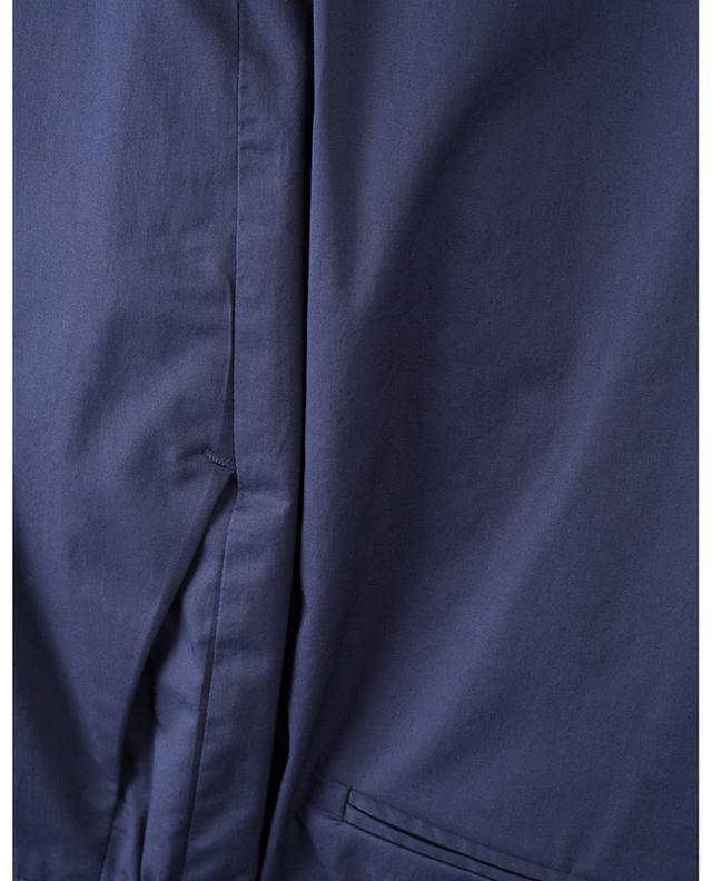 Kelly slim fit cotton trousers SEDUCTIVE