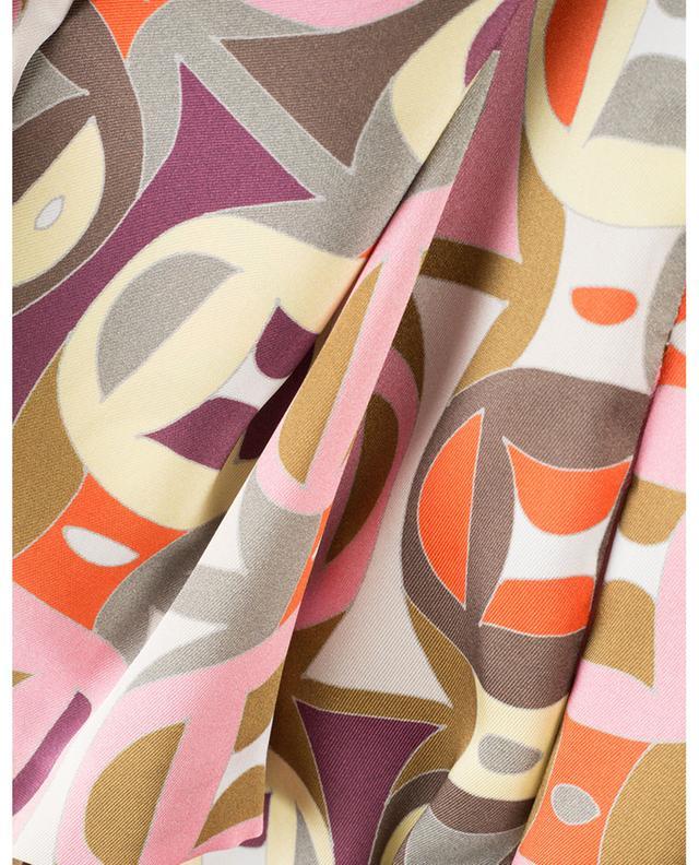 Rosanne printed wide-leg trousers SEDUCTIVE