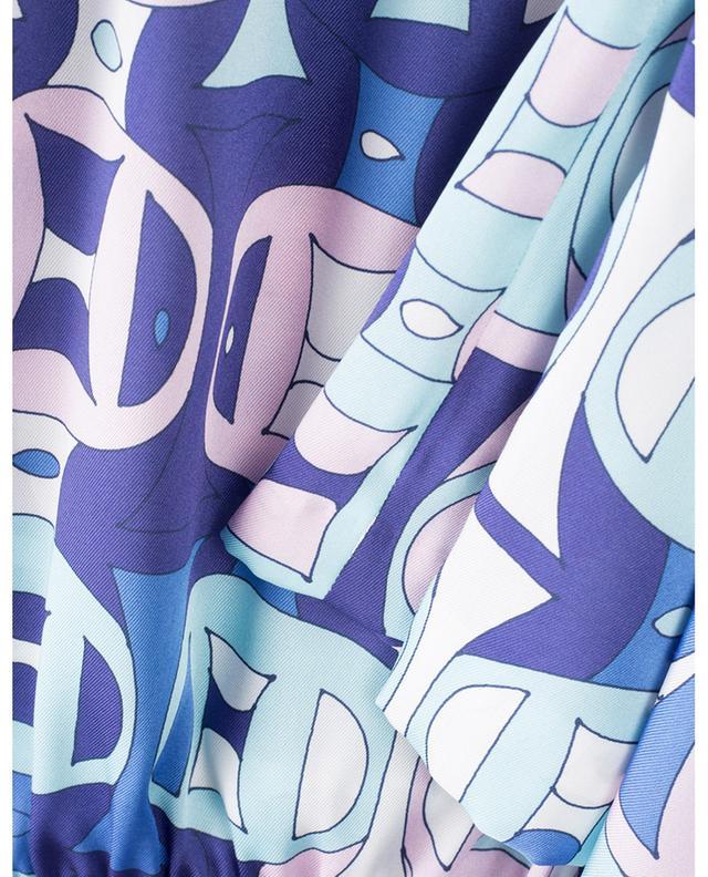 Pantalon large imprimé Rosanne SEDUCTIVE