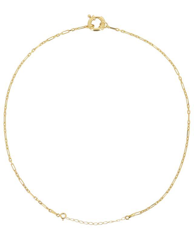 Collier doré Antique Lock MAISON IREM