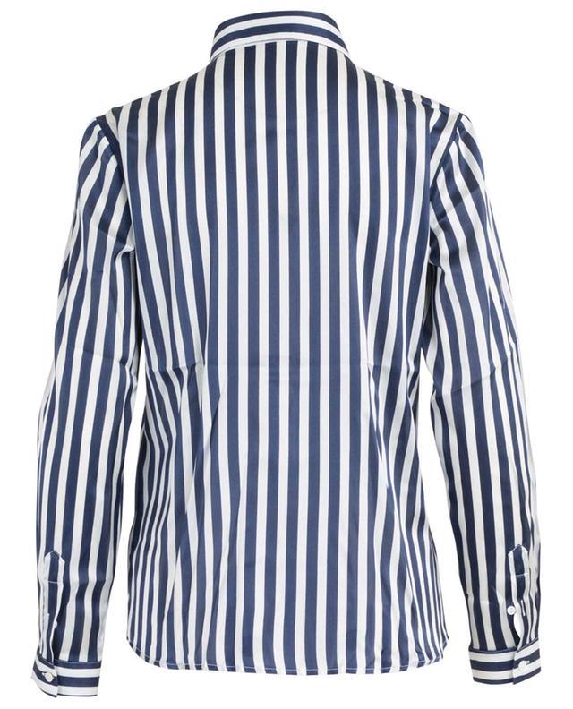Striped silk blend shirt CAMICETTASNOB