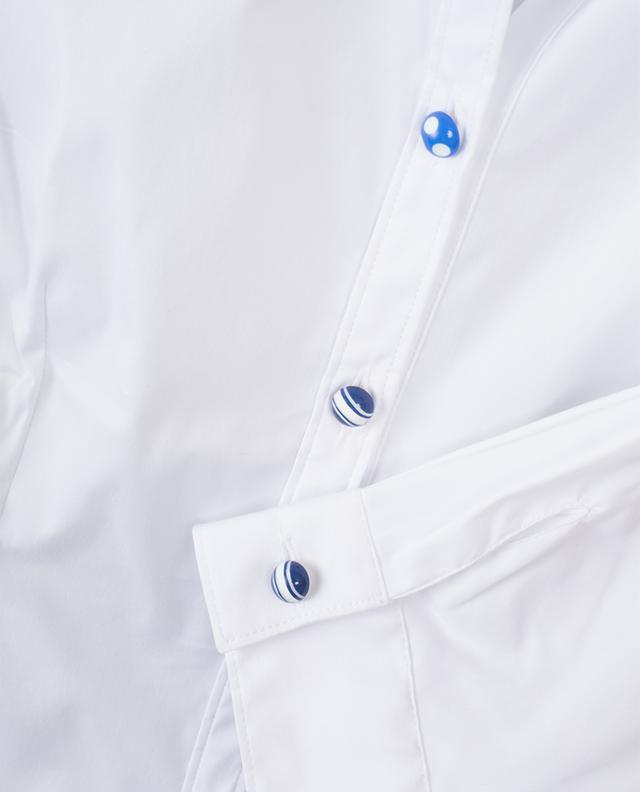 Chemise ajustée en coton CAMICETTASNOB
