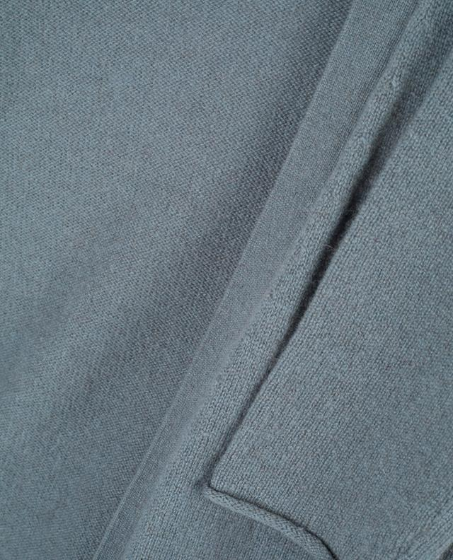 Long open cashmere cardigan BONGENIE GRIEDER