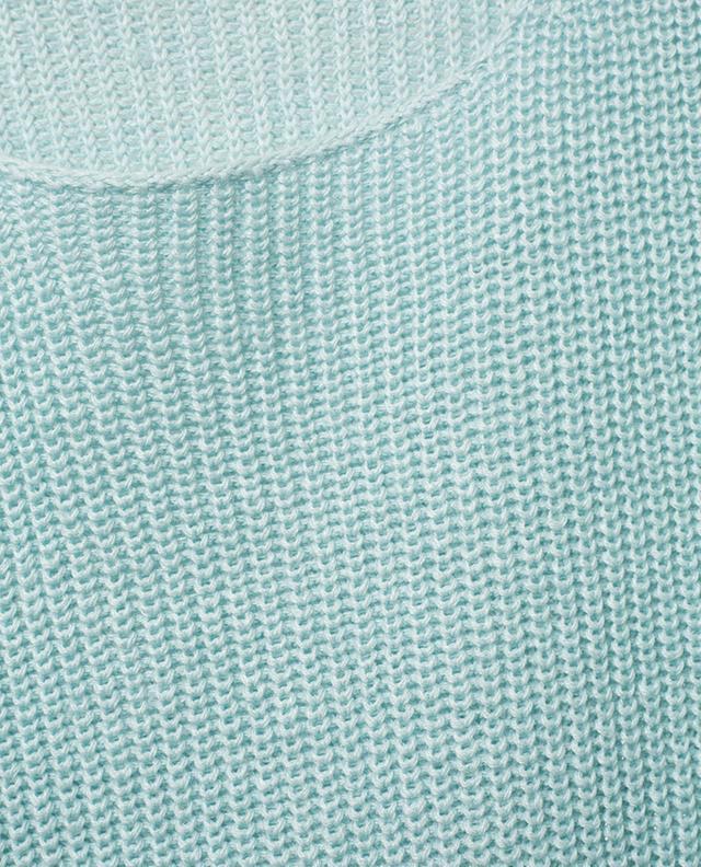 Sleeveless linen knit top BONGENIE GRIEDER