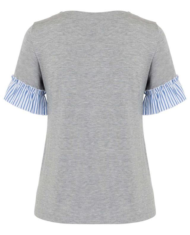 Jersey T-shirt with strass LA CAMICIA