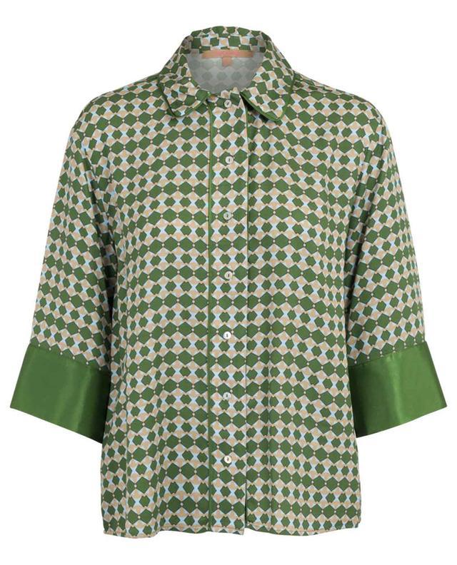 Printed shirt LA CAMICIA