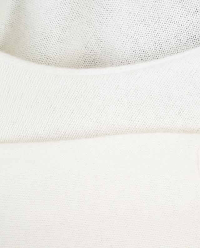 Boat collar cashmere jumper HERZEN'S ANGELEHEIT