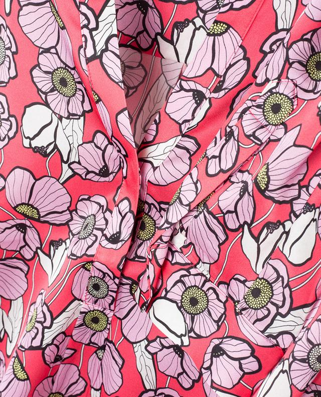 Breezy poppy print adorned blouse HERZEN'S ANGELEHEIT