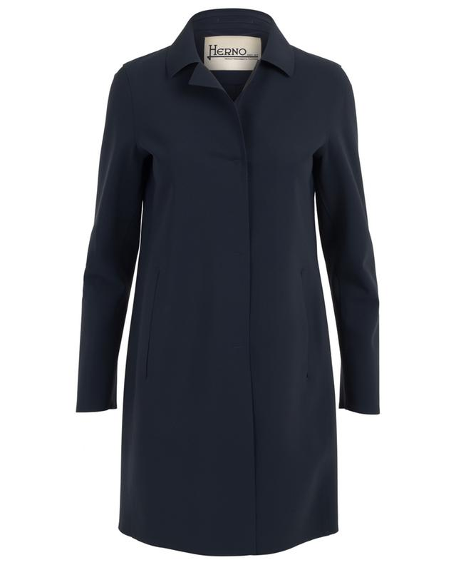 First-Act wrinkle free lightweight coat HERNO