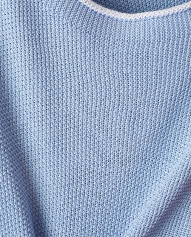 Cotton knit jumper GRAN SASSO