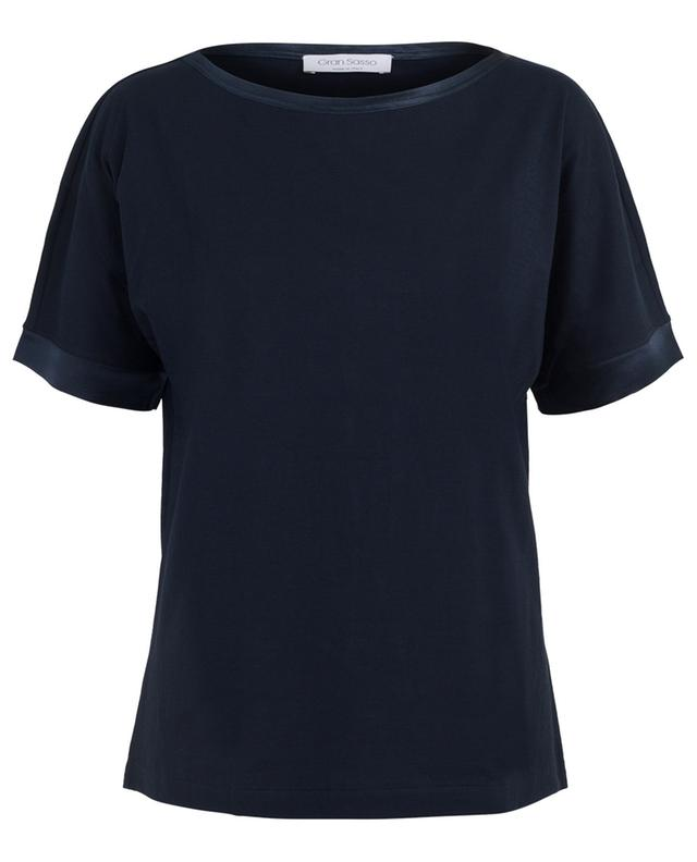 Cotton T-shirt GRAN SASSO