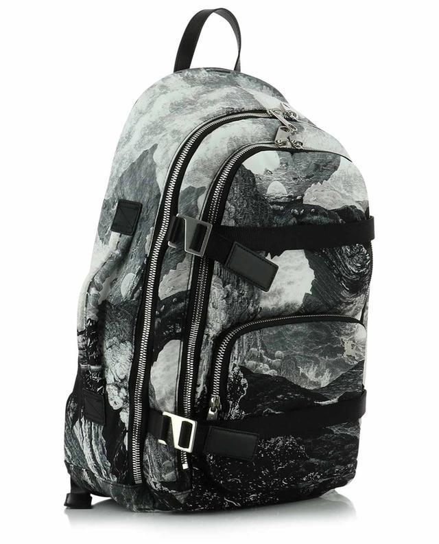 Rucksack aus Nylon mit Print Rocco Dreamscape BURBERRY