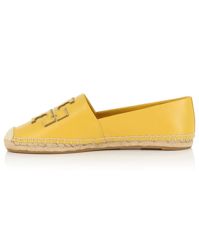 Ines monogrammed nappa leather espadrilles TORY BURCH
